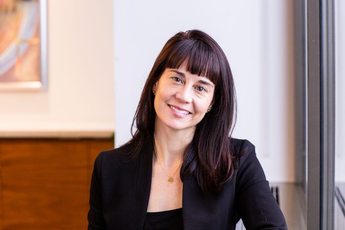 Sarah Mathenia